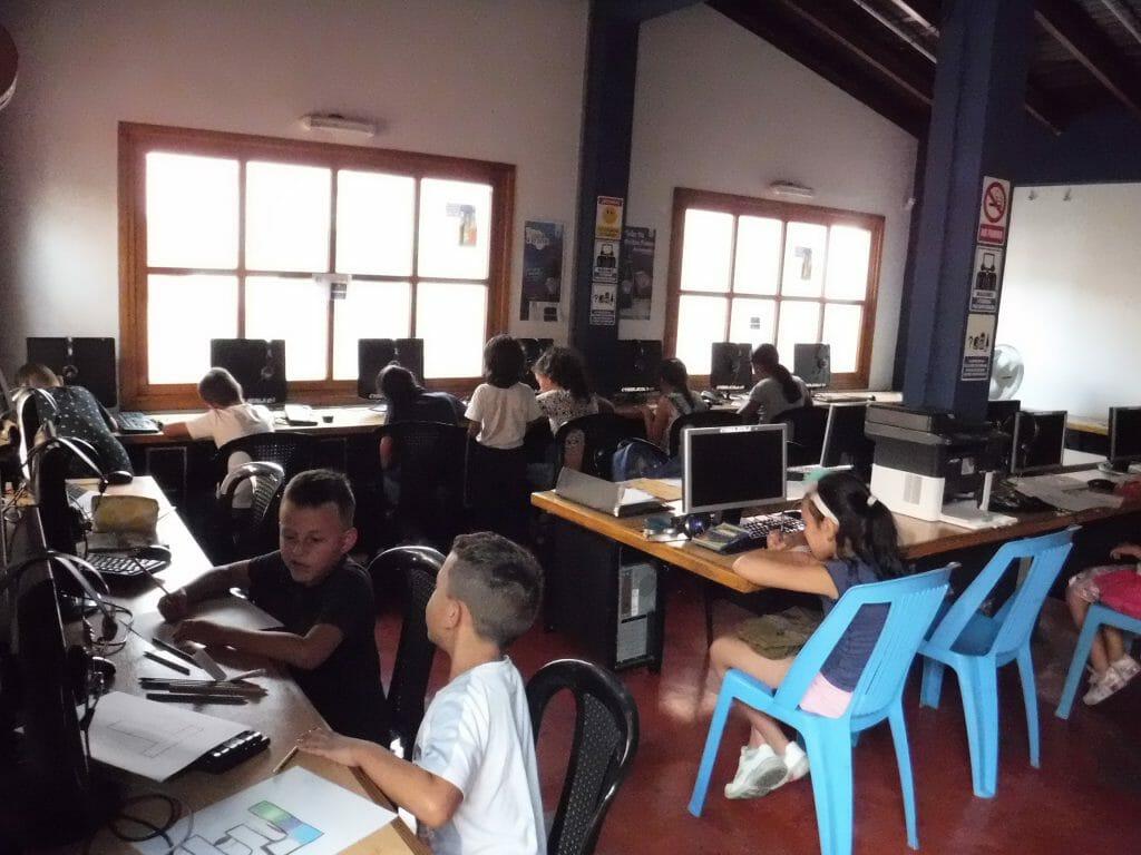 Free education program in Mérida, Venezuela