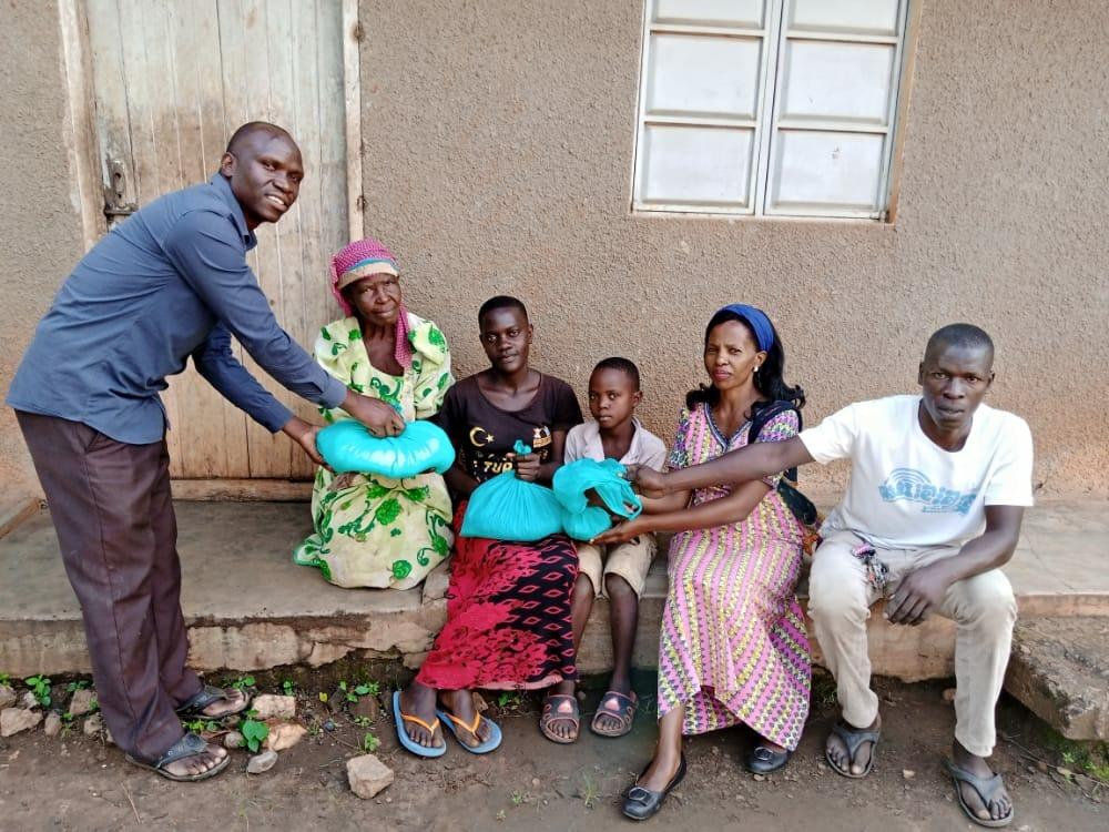 JAAS Foundation donates to family
