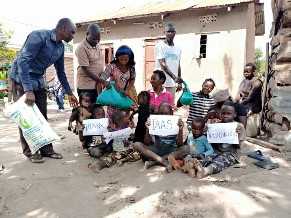 JAAS Foundation receives a big thank you