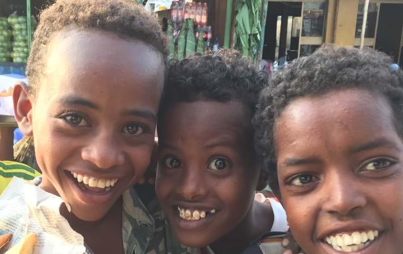 JAAS Foundation grant kids